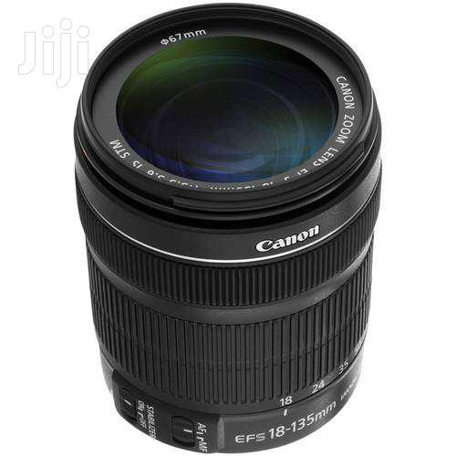 Canon EF-S 18-135mm STM Lens | Accessories & Supplies for Electronics for sale in Nairobi Central, Nairobi, Kenya