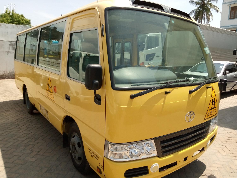 Toyota Coaster | Buses & Microbuses for sale in Ganjoni, Mombasa, Kenya