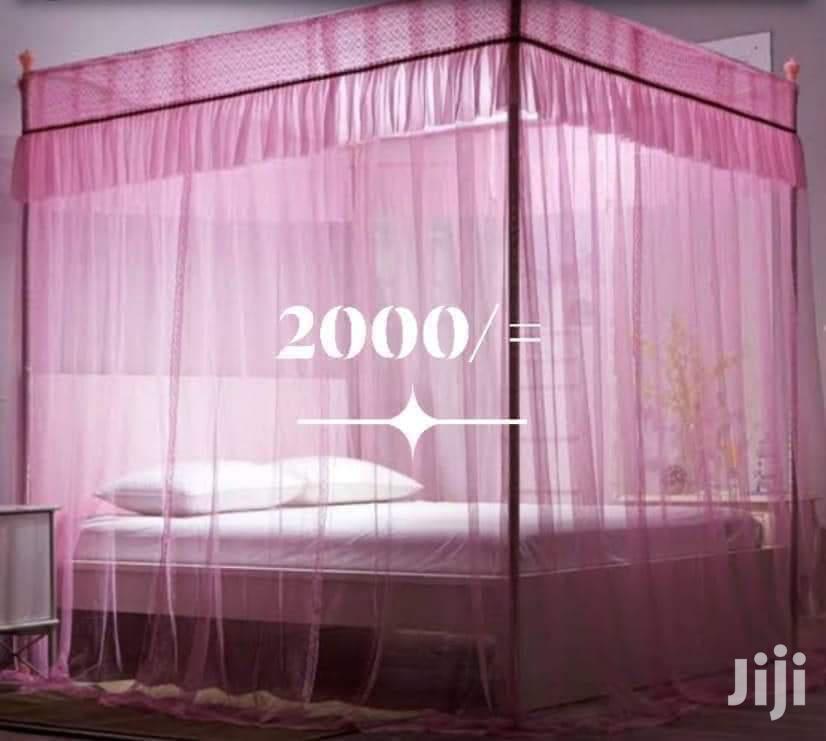 Archive: Straight Metallic Mosquito Nets