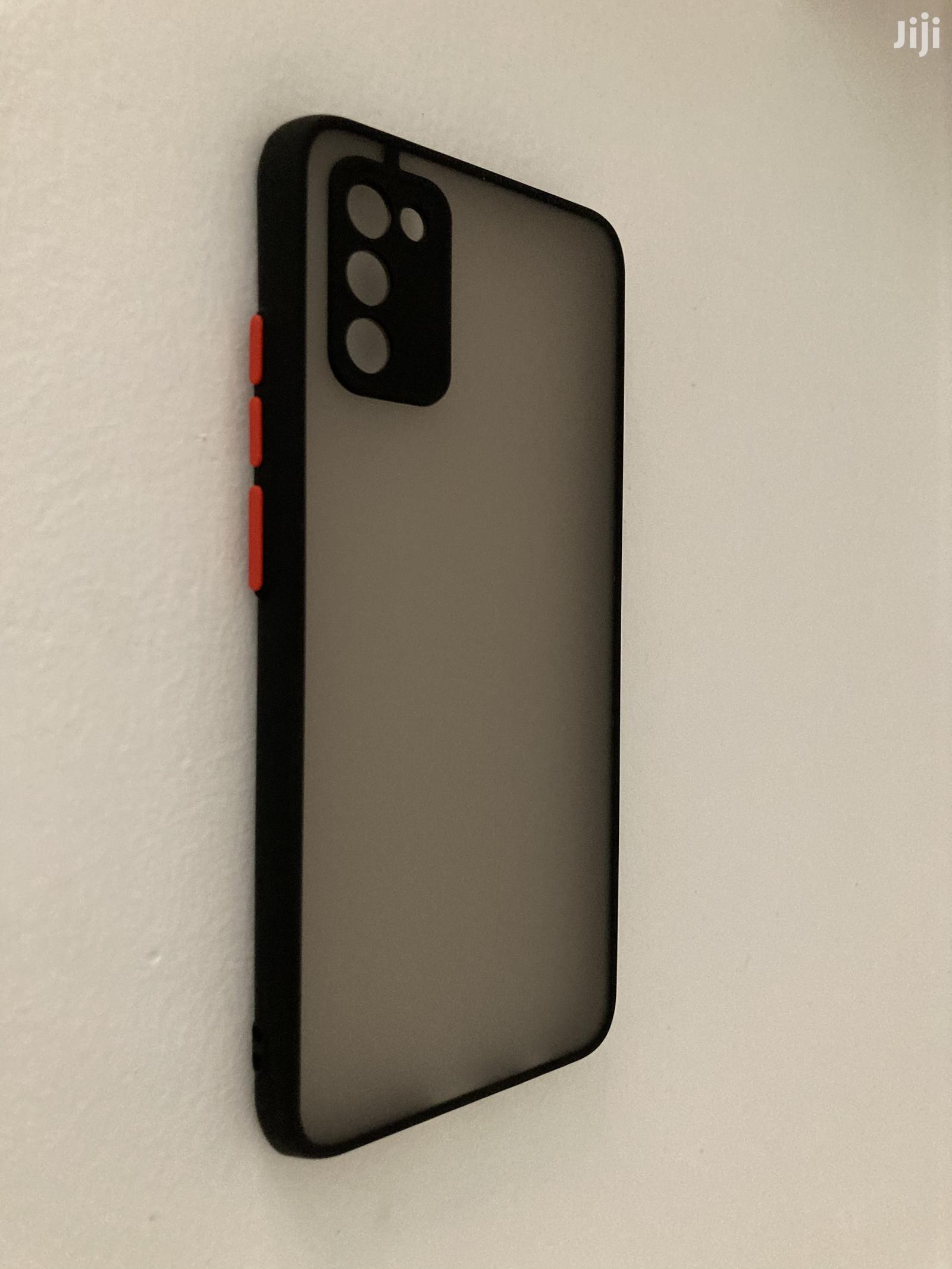 Galaxy A02s Mychoice Back Cover