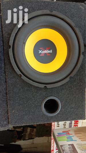 """Sony Xplod 10"""" 1000W Bass Speaker Complete With Cabinet   Audio & Music Equipment for sale in Nairobi, Nairobi Central"""