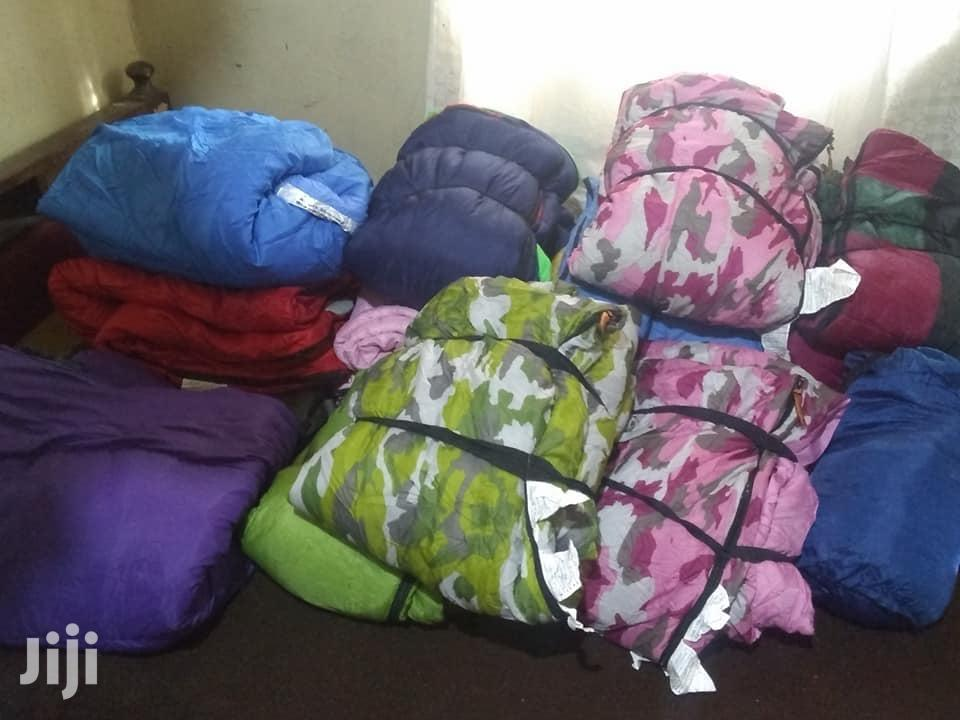 Assorted Sleeping Bags