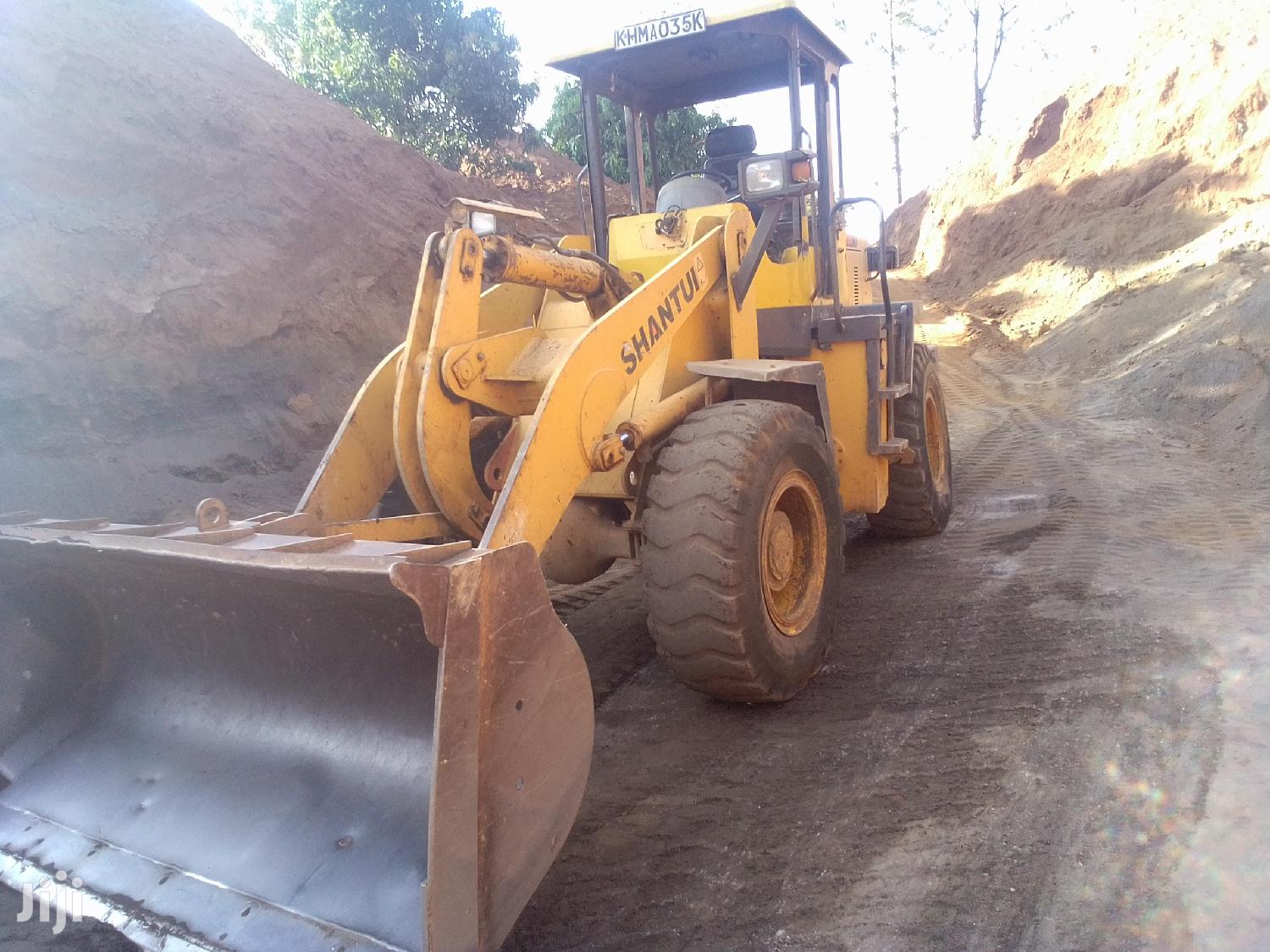 Shovels 3tonnes 2016 Yellow for Sale