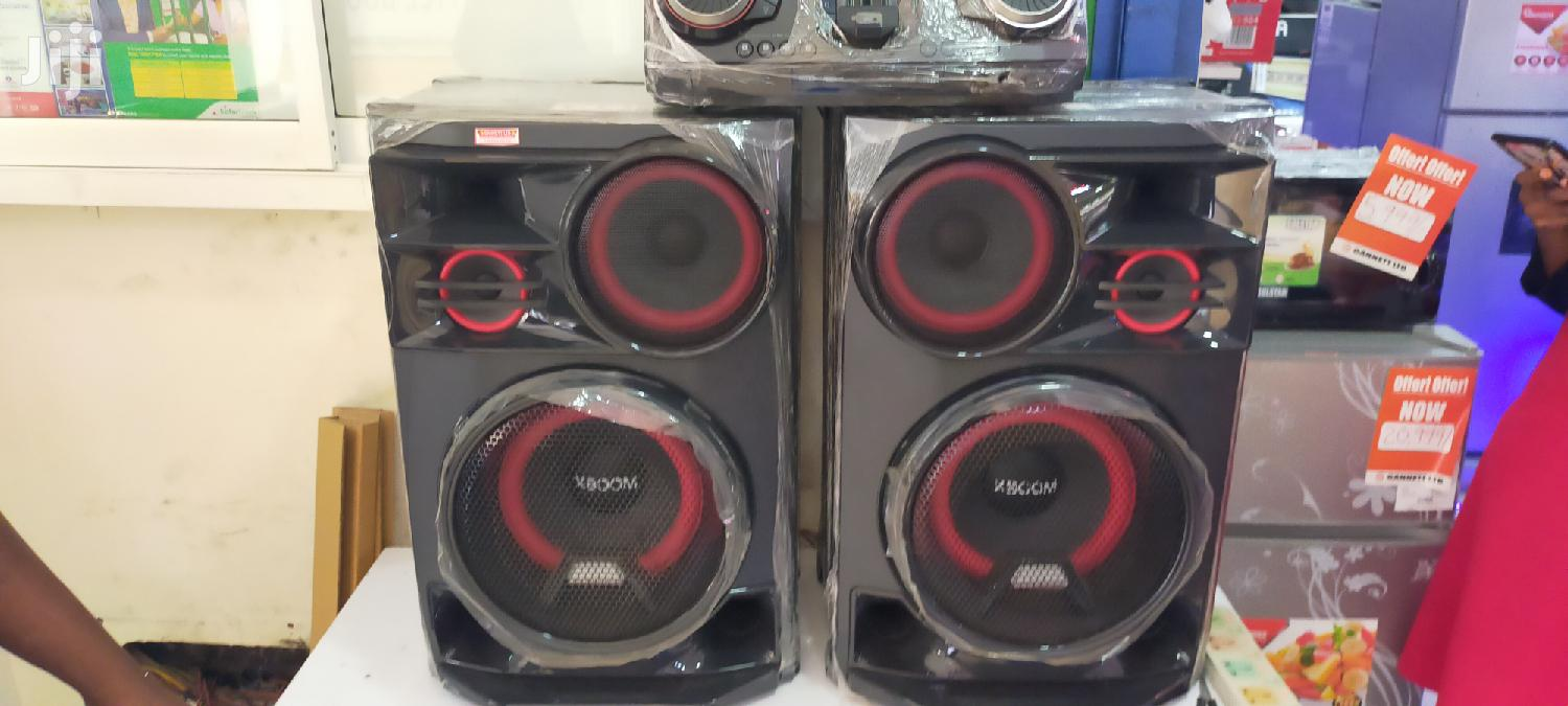 LG Extreme Party Hifi Wireless System