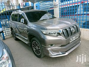 Toyota Land Cruiser Prado 2012 Brown | Cars for sale in Mombasa, Mombasa CBD