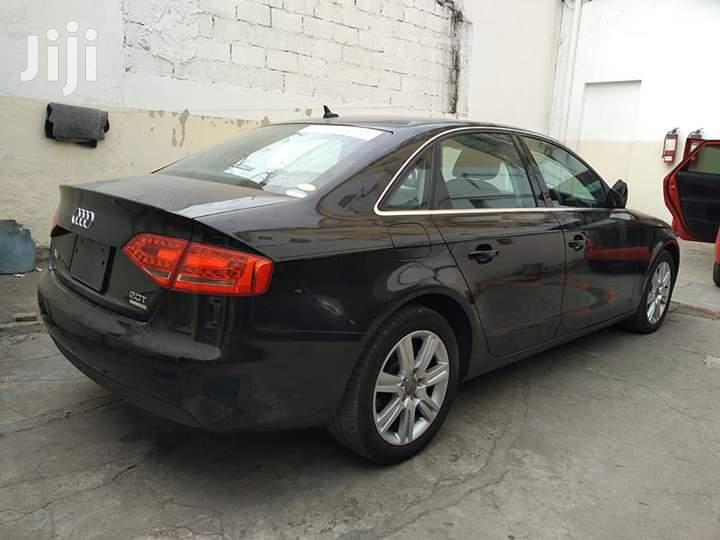 Audi A4 2012 2.0 TDI Black