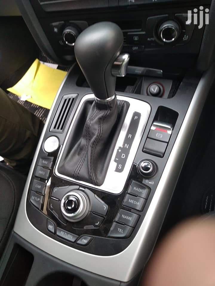 Audi A4 2012 2.0 TDI Black | Cars for sale in Ziwa la Ngombe, Nyali, Kenya