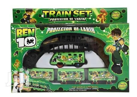 Baby Toy Train