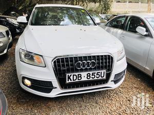 Audi Q5 2013 2.0T Premium AWD Quattro White | Cars for sale in Nairobi, Kilimani