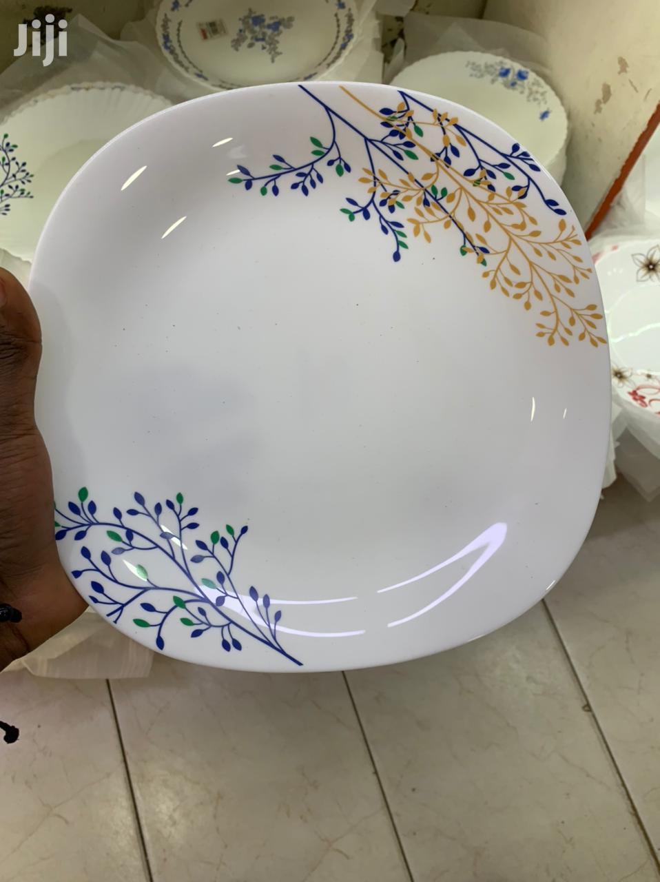 11' Decorated Sundabest Plates 6pcs