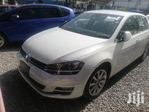 Volkswagen Golf 2014 White | Cars for sale in Mombasa, Ganjoni