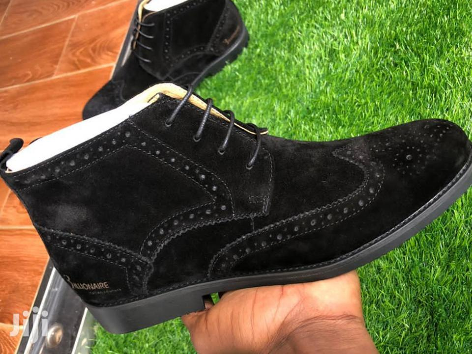 Billionaire Suede Boots | Shoes for sale in Nairobi Central, Nairobi, Kenya