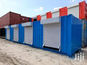 Shipping Container Stalls to Be Delivered at Rongai | Manufacturing Equipment for sale in Nairobi, Utawala