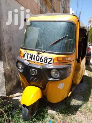 Bajaj RE 2015 Yellow   Motorcycles & Scooters for sale in Mombasa, Kisauni