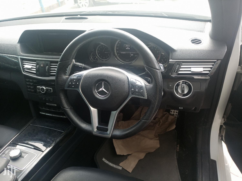 Mercedes-Benz E250 2014 White   Cars for sale in Tudor, Mombasa, Kenya