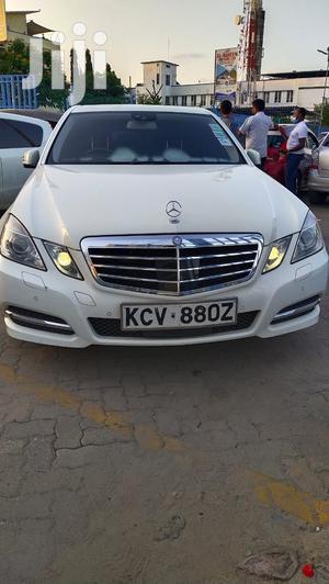 Mercedes-Benz E250 2013 White | Cars for sale in Mombasa, Tudor