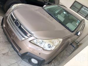 Subaru Outback 2013 Gold | Cars for sale in Mombasa, Tudor