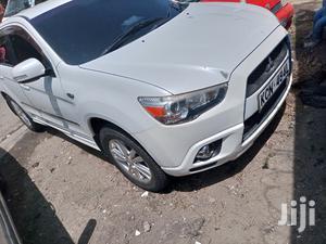 Mitsubishi RVR 2011 2.0 White | Cars for sale in Mombasa, Tudor