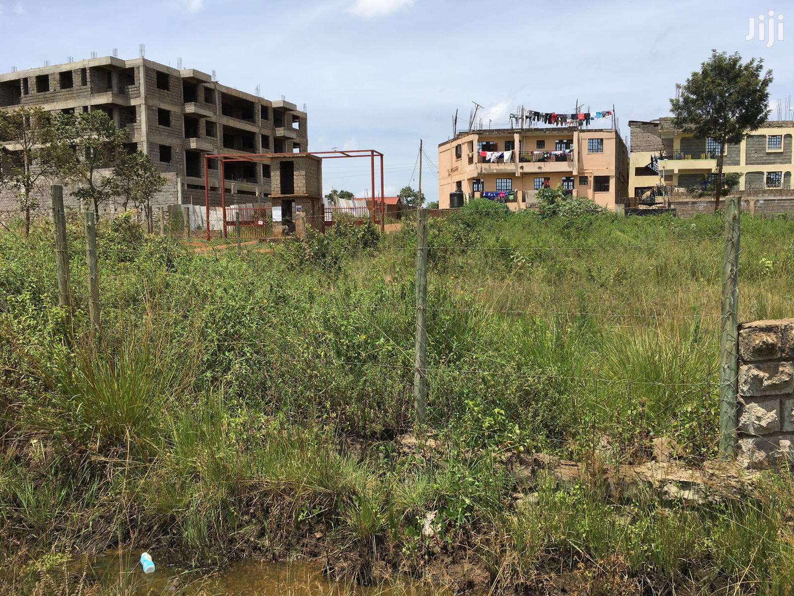 Quarter Plot in Thika Ngoingwa-Kwa Maathai | Land & Plots For Sale for sale in Thika, Kiambu, Kenya