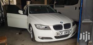 BMW 320i 2012 White   Cars for sale in Mombasa, Ganjoni