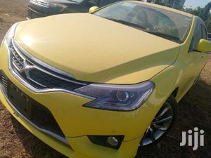 Toyota Mark X 2014 Yellow   Cars for sale in Mombasa, Tudor