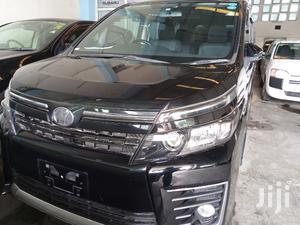 Toyota Voxy 2014 Black | Cars for sale in Mombasa, Ganjoni