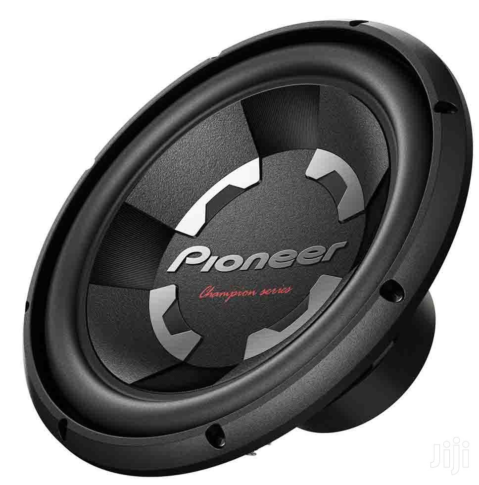 """Car Subwoofer TS-300S4 12"""" 1400 Watts Bass Speaker. 