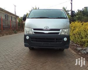 Toyota Hiace 2013 Silver | Buses & Microbuses for sale in Nairobi, Ridgeways