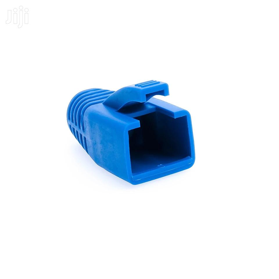 LAN Ethernet Network Cable Connector Plug Boots (10 Pieces) | Accessories & Supplies for Electronics for sale in Nairobi Central, Nairobi, Kenya