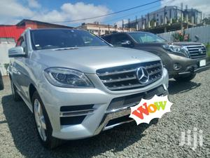 Mercedes-Benz M Class 2013 Silver   Cars for sale in Nairobi, Nairobi Central