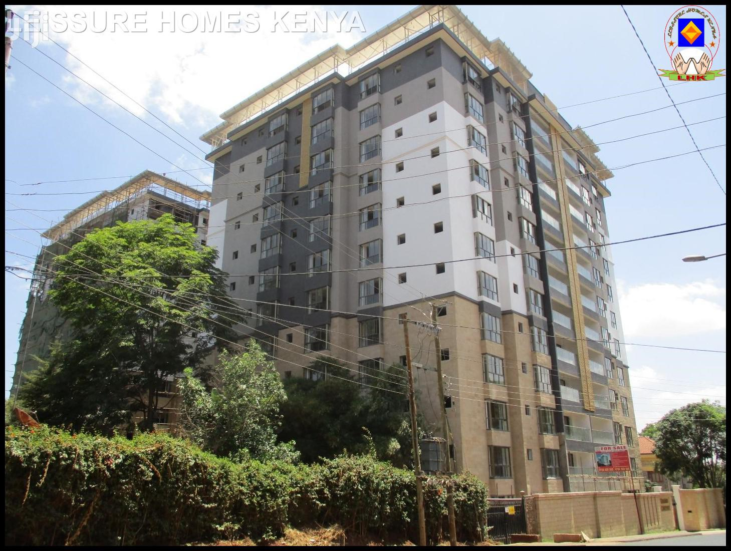 3 Bedroom All Ensuite Modern Apartment With Sq in Kileleshwa
