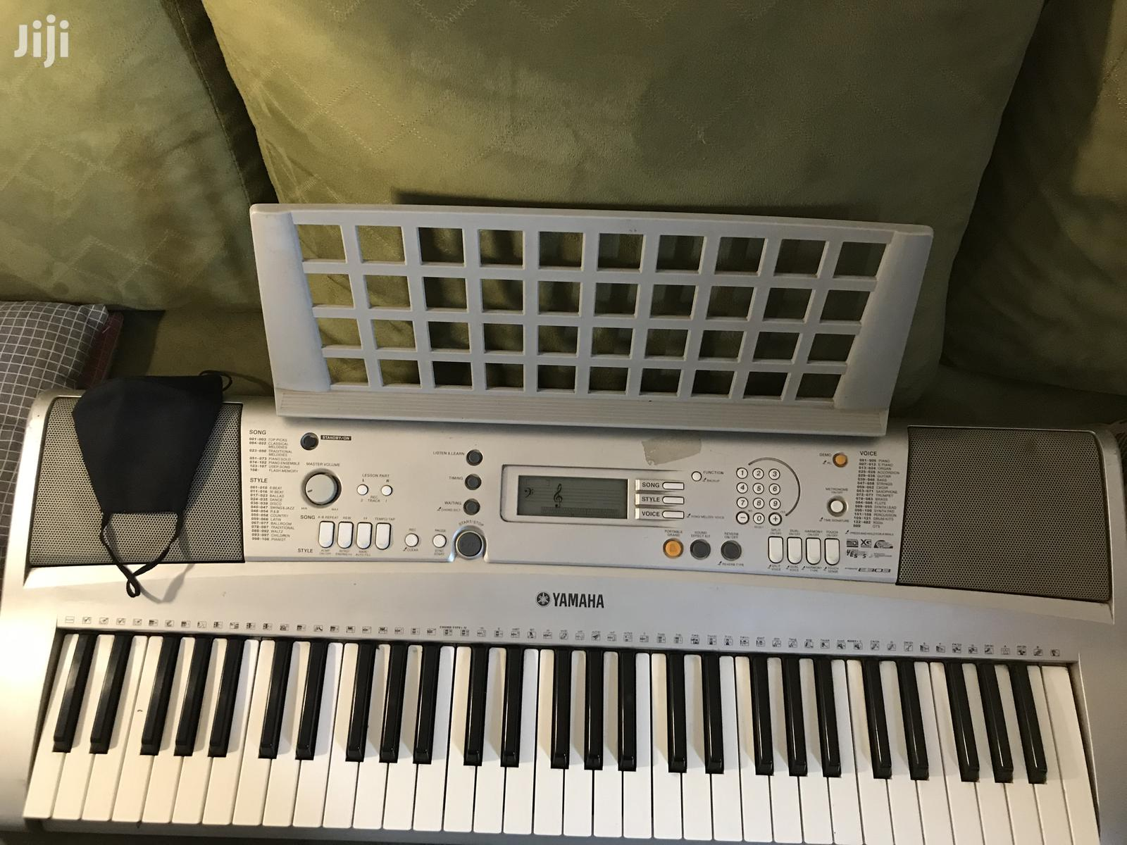 Yamaha Music Keyboard Piano   Musical Instruments & Gear for sale in Karen, Nairobi, Kenya