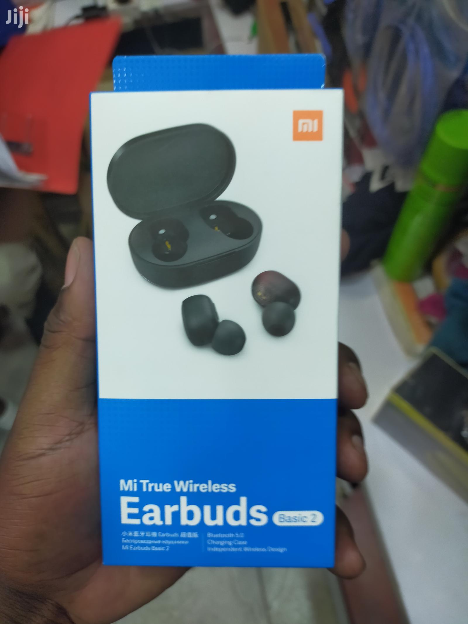 Archive: Mi True Wireless Earbuds