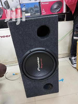 Pioneer TS-WX312D4 1600 Watts Double Coil in Cabinet | Vehicle Parts & Accessories for sale in Nairobi, Nairobi Central