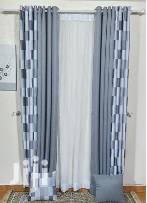 Classy Grey Decorative Curtains   Home Accessories for sale in Nairobi, Nairobi Central