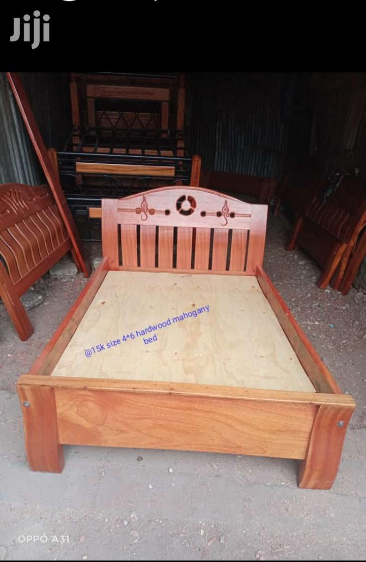 Archive: Pure Mahogany Bed