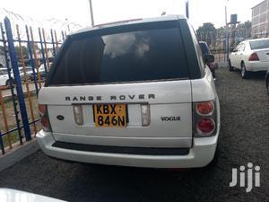 Land Rover Range Rover 2007 White | Cars for sale in Nairobi, Karen