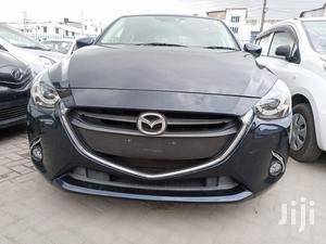 Mazda Demio 2015 Black   Cars for sale in Mombasa, Tudor