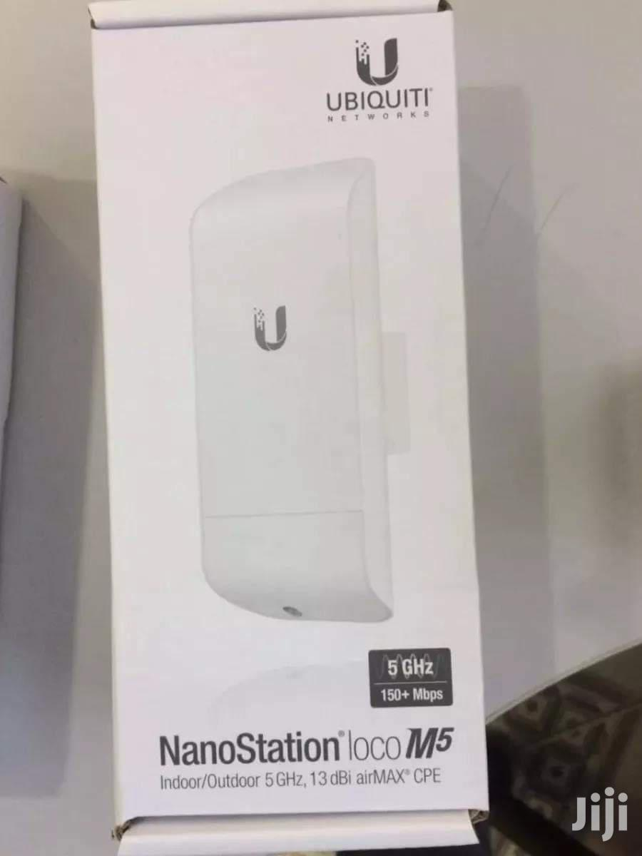 Archive: Ubiquiti Airmax Nanostation M5 5ghz INTL Wireless Network Extender