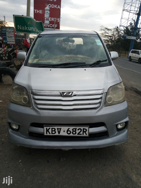 Toyota Noah 2007 Silver | Cars for sale in Gilgil, Nakuru, Kenya