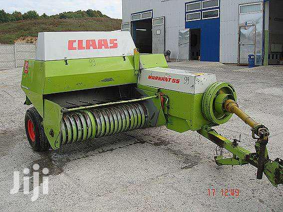 Archive: Class Mark Ant Baler Model 55 ( EVRO )