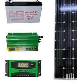 Complete Solar Kit 100 Watts   Solar Energy for sale in Nairobi, Nairobi Central