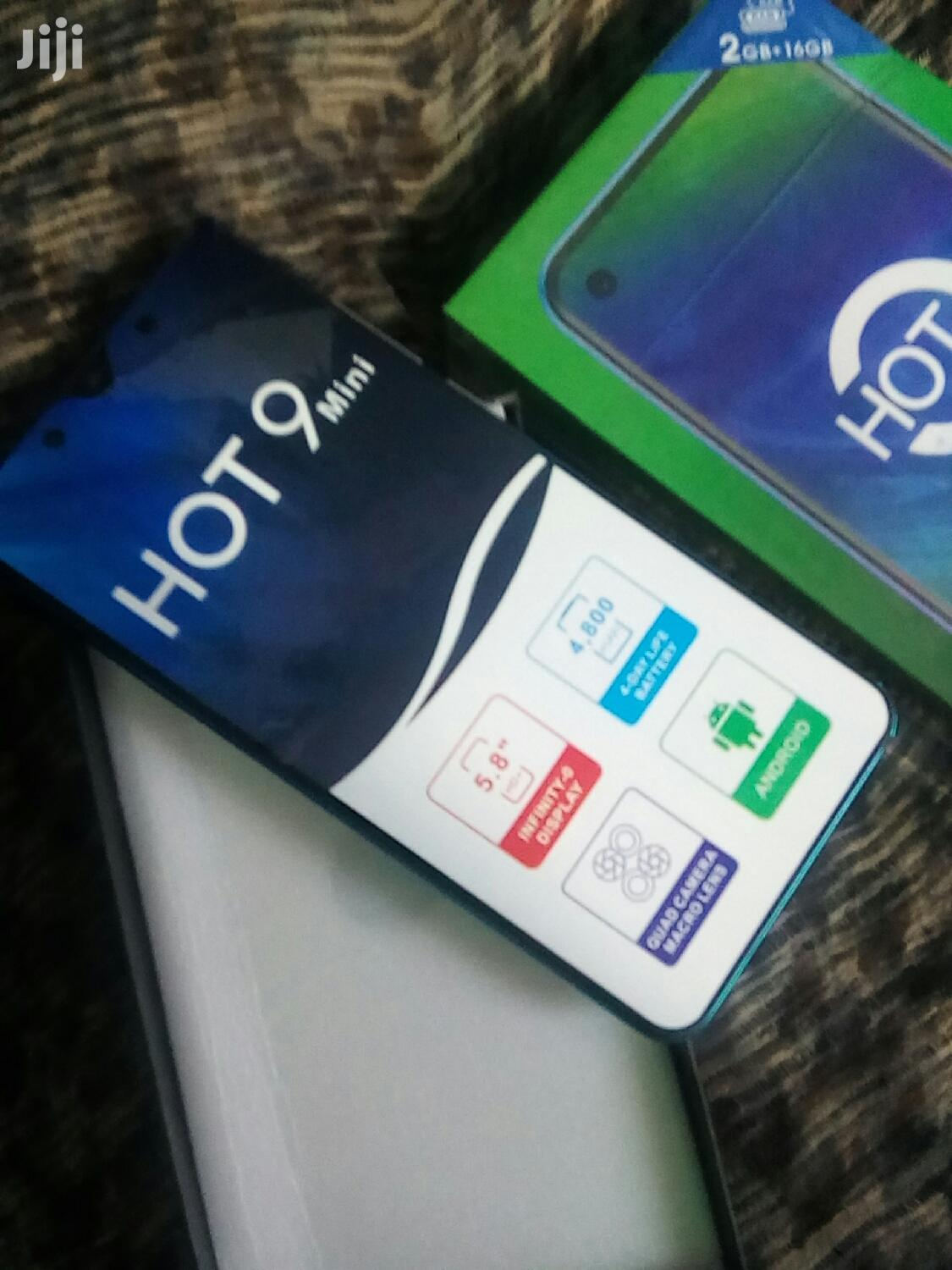 Infinix Hot 9 32 GB Blue