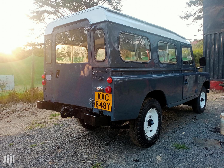 Land Rover Defender 1983 Gray | Cars for sale in Ridgeways, Nairobi, Kenya