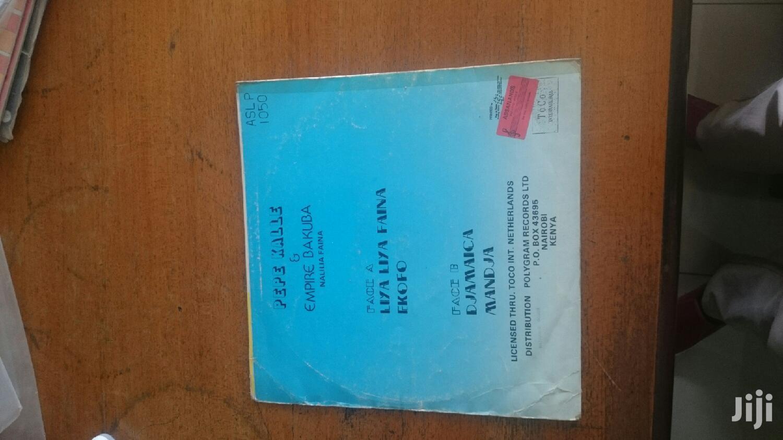 Rhumba Vinyl Album Records