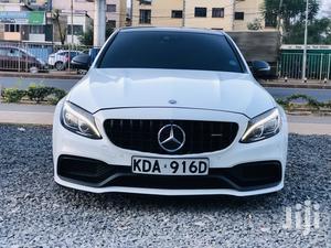 Mercedes-Benz C63 2014 White   Cars for sale in Nairobi, Kilimani
