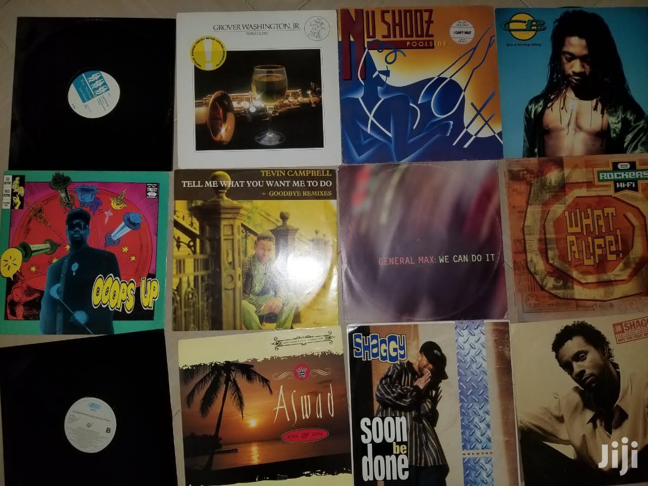 Vinyl Discs Record.   CDs & DVDs for sale in Nairobi Central, Nairobi, Kenya