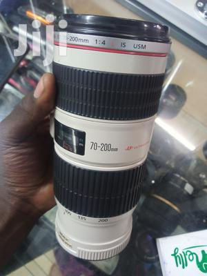Canon 70-200mm With Image Stabilizer | Accessories & Supplies for Electronics for sale in Nairobi, Nairobi Central