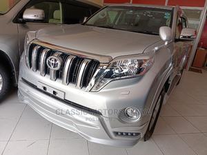 Toyota Land Cruiser Prado 2016 3.0 D-4d (172 Hp) Silver | Cars for sale in Mombasa, Mombasa CBD