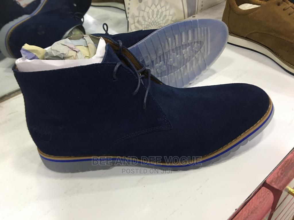 Timberland Suede Boots